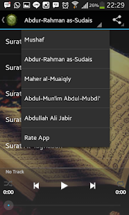 How to mod Murottal Al-Quran 30 Juz patch 1.0 apk for android
