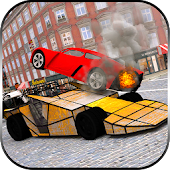 GT Ramp Car: Traffic Racer