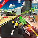Subway Moto Racing 2019 icon