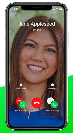 Chat FaceTime Calls & Messaging Video Calling tips screenshot 8
