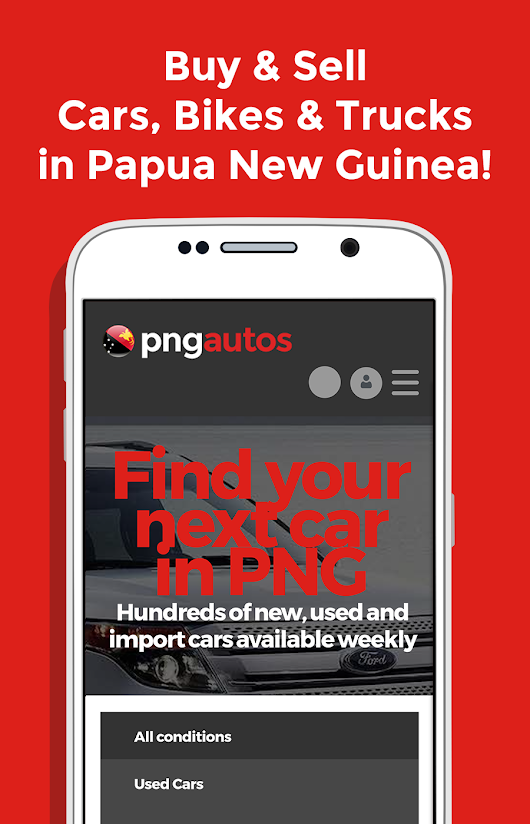 PNGAUTOS - Buy&Sell Cars PNG