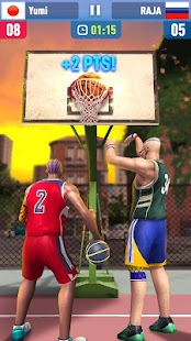 Basketball Shoot 3D Screenshot