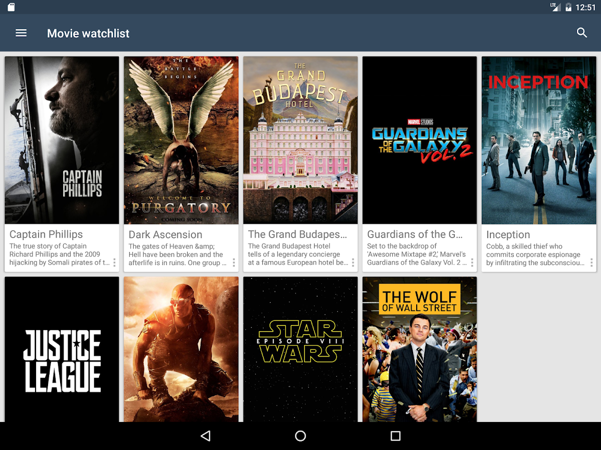 Cathode: Shows and Movies- screenshot