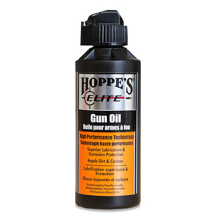 Hoppe's Elite Gun Oil (59ml)