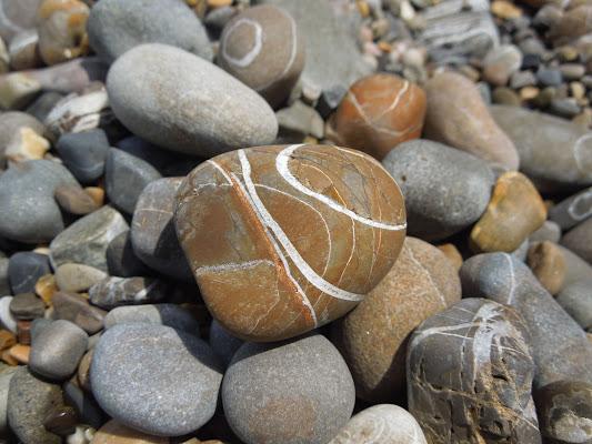 Linee nella roccia di Agocentrico
