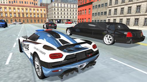 Police Car Simulator - Cop Chase 1.0.4 screenshots 2