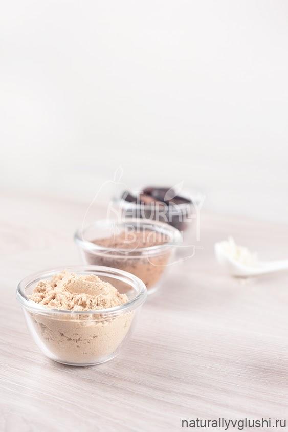 Рецепт смузи с порошком баобаба | Блог Naturally в глуши