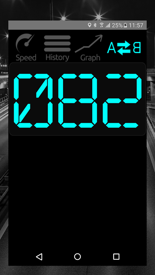 Speedometer PRO HUD- screenshot