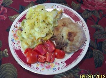 Potatoes Obrien ...... In My Tender Cooker Recipe
