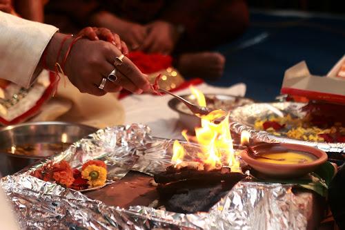 Wedding ceremony by Anurag Bhateja - Wedding Ceremony ( hawan, hindu wedding )