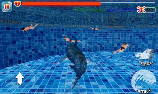 Scary Shark Evolution 3D  screenshots 4