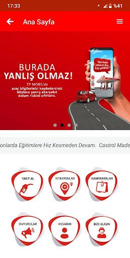 Türkiye Petrolleri screenshot 1