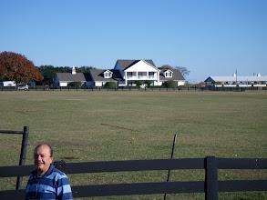 Photo: Ewing'lerin meşhur evi şimdi turistik bir mekan.