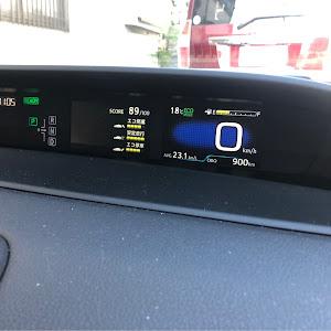 """プリウス ZVW50 特別仕様車 S""""Safety Plus""""のカスタム事例画像 あつくんさんの2018年11月03日14:19の投稿"""