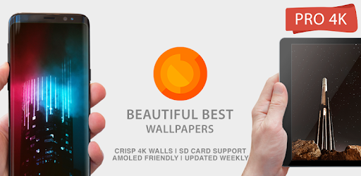 Best 4K Wallpapers for Android PRO app (apk) free download for Android/PC/Windows screenshot