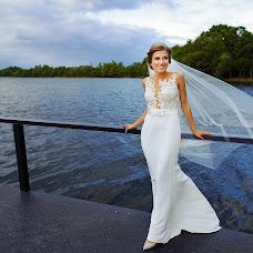 Wedding photographer Vitaliy Baranok (vitaliby). Photo of 31.08.2017