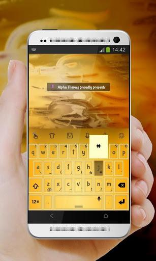 玩個人化App|简单的黄色Jiǎndān de huángsè免費|APP試玩