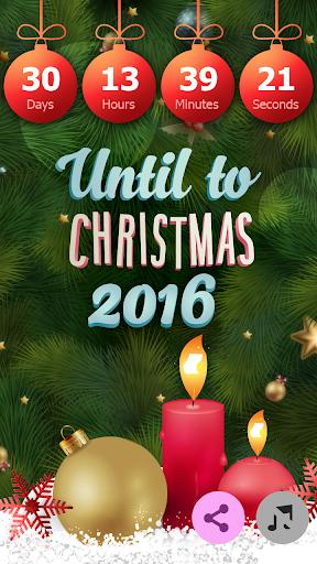 Widget Christmas Countdown