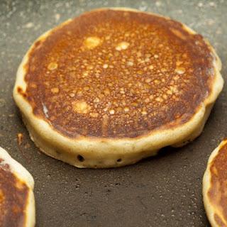 Pancake Mix in a Bag.
