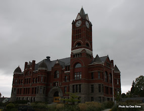 Photo: (Year 2) Day 337 -  The Very Impressive Jefferson County Court House (1890) in Port Townsend