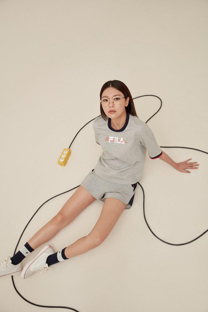 sooyoung fila underwear 4