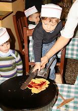 Photo: Gara di crespelle anche per i più piccoli