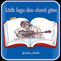 Lirik lagu dan chord gitar icon