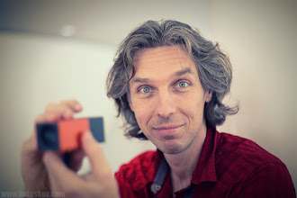 Photo: Thank you to +Genia Larionova I can show how I was amazed by Lytro Light field camera (http://goo.gl/TDx6B) , had a chance to play with it on G+ Photographer's conference. Not sure how useful this particular model, but I love the technology behind it. #gpluspc