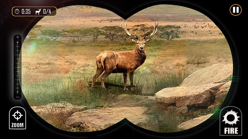 Deer Hunting – Sniper Shooting – APK MOD HACK – Dinheiro Infinito