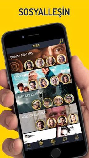 TINQ | Film ve Dizi tavsiyeleriyle sosyal ağ! screenshot 3