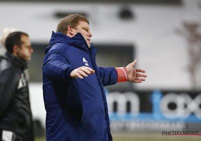Vanhaezebrouck revient sur le mercato raté d'Anderlecht