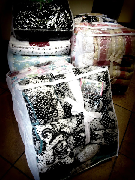 Photo: Bedding Delivery for our clients