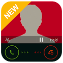 Incoming Fake Call Prank icon