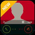 Incoming Fake Call Prank icon