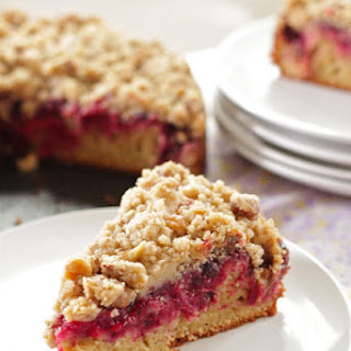 Cranberry Coffee Cake.