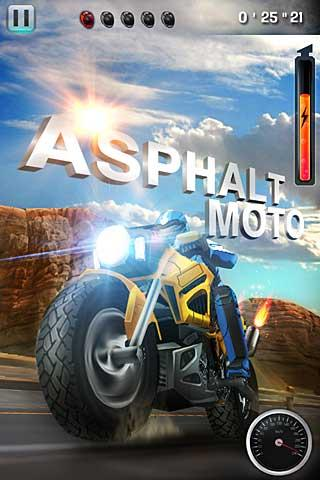 Asphalt Moto 1.2.37 screenshots 1