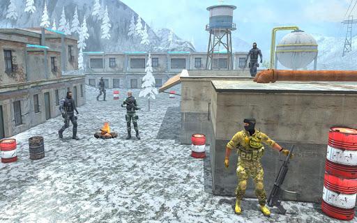 Code Triche FPS Modern Commando Critical Strike 2019 apk mod screenshots 3