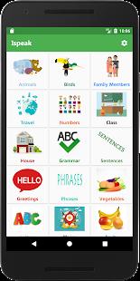 Bonzo Speaks Language App - náhled