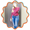 photo Editor - Girls in Jeans APK