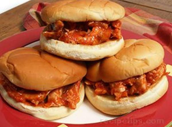 Barbecue Chicken Sandwiches Recipe