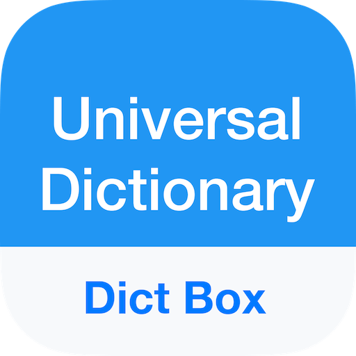 Dictionary Offline - Dict Box file APK for Gaming PC/PS3/PS4 Smart TV