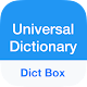 Dict Box - Universal Offline Dictionary Download for PC Windows 10/8/7