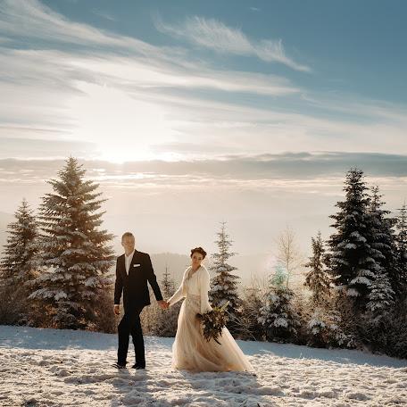 Wedding photographer Dawid Poznański (poznaski). Photo of 09.02.2018