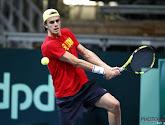Opvallend: 28-jarige Belg houdt het voor bekeken als tennisser en gaat aan de slag als trainer van Ysaline Bonaventure