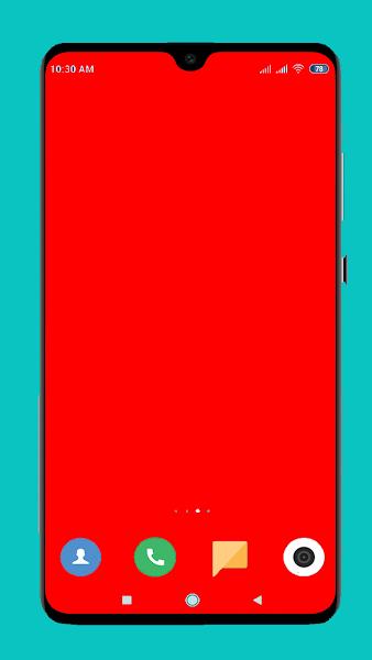 Red Wallpaper HD
