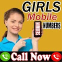 Girls Mobile Number Girlfriend Calling (Prank) icon