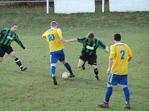 Photo: 12/02/11 v Wodson Park (South Midlands League Div 1) 2-5 - contributed by Bob Davies
