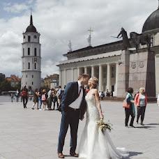 Wedding photographer Egle Sabaliauskaite (vzx_photography). Photo of 30.10.2017