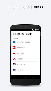 BHIM - MAKING INDIA CASHLESS- screenshot thumbnail
