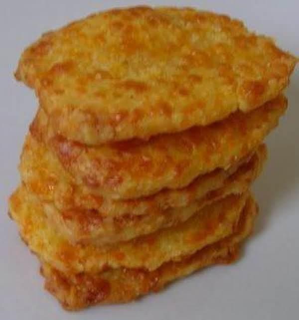 Cool Cheese Crackers (sallye) Recipe